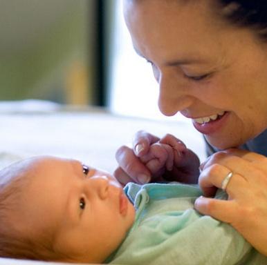 Svaka beba treba masažu