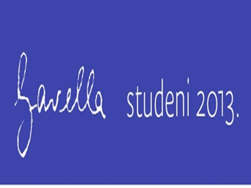 Gavella- raspored za studeni