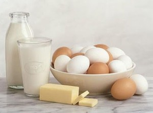 mliječno