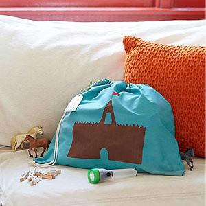 tvrđava u torbi
