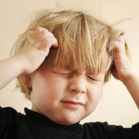 Znakovi da dijete ima uši