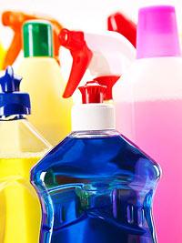 Zaštitite djecu od kemijskih ozljeda