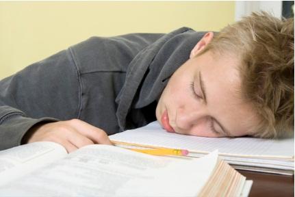 Poremećaj spavanja kod tinejdžera