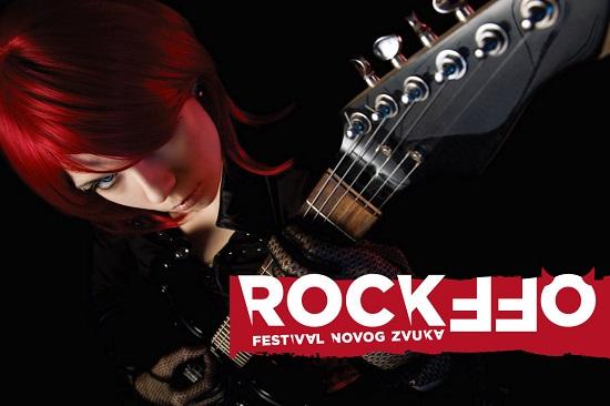 Odabrani sudionici RockOff festivala novog zvuka!