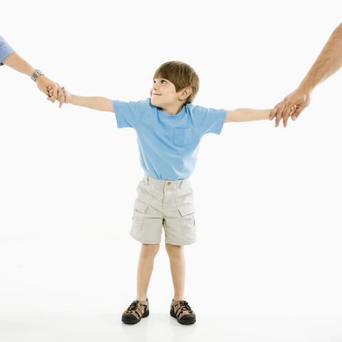 Odgajanje djece nakon prekida