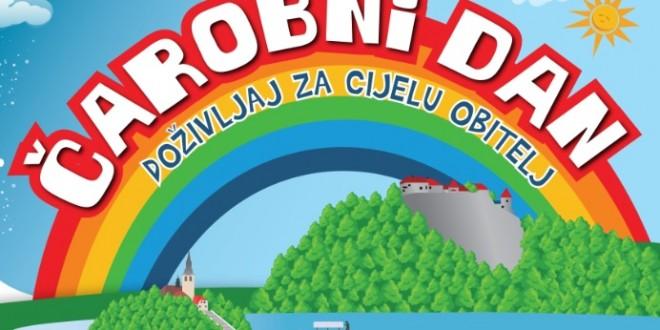 Čarobni dan dolazi u Zagreb