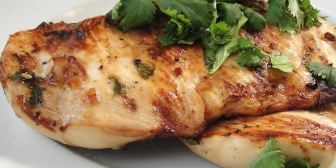 Grill piletina u povrtnoj marinadi