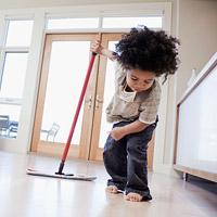Izazovan posao: Naučiti djecu odgovornosti