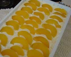 Kolač sa sirom i voćem