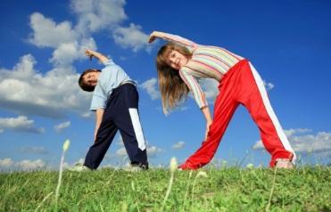 Potaknite djecu na vježbanje
