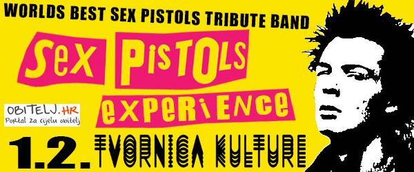 Obitelj.hr vas vodi na koncert Sex Pistols!