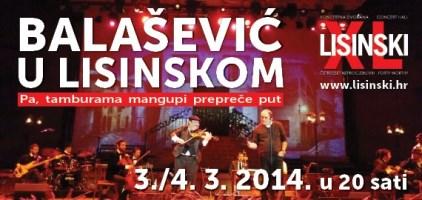 Ulaznice za Balaševića u prodaji!