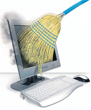 SOS kit za čišćenje računala