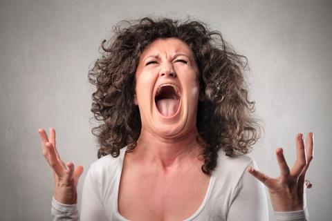 Kako je mama prestala vikati
