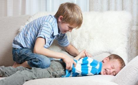Nasilje među braćom i sestrama