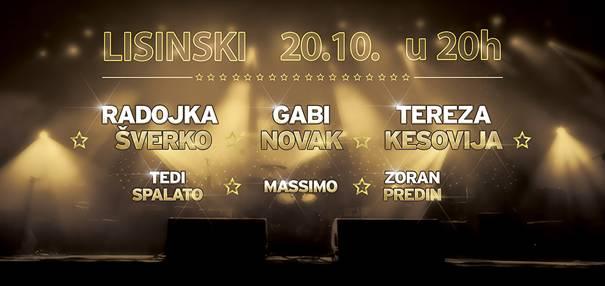 """""""Neke dobre pjesme"""" u Lisinskom"""