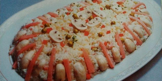 Salata od riže