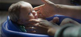 Rutina uspavljivanja bebe