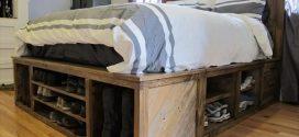 Kreativni kreveti od paleta